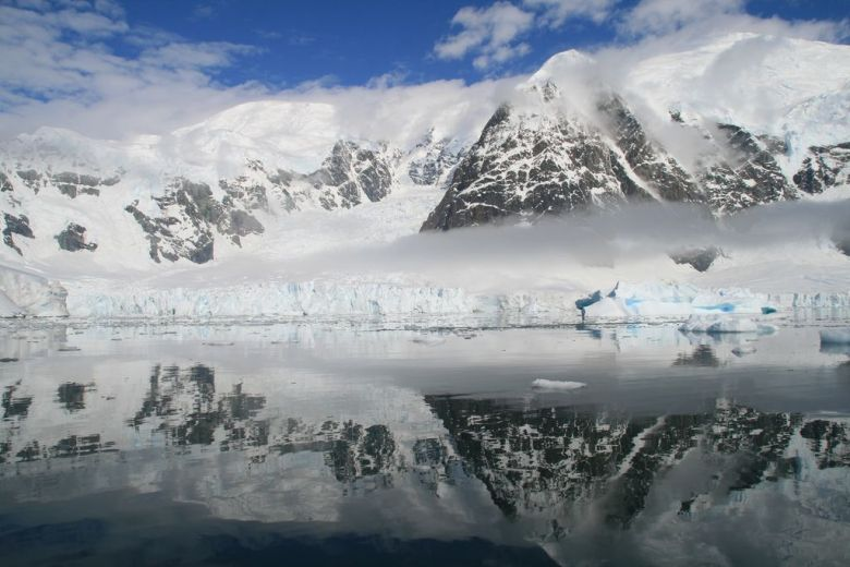 Stunning scenery at Paradise Bay - Antarctica travel