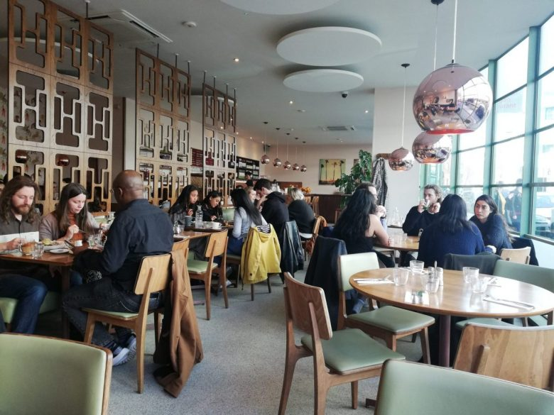 Mildred's is one of the oldest vegetarian restaurants in London