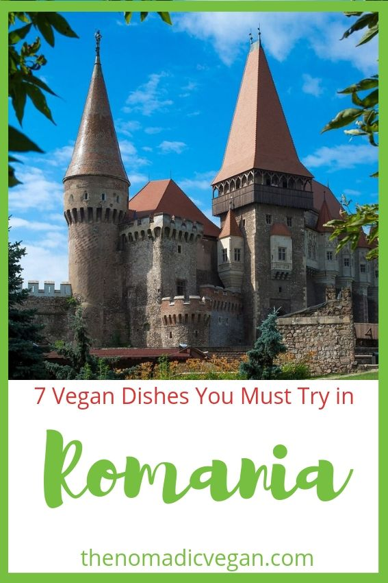 7 Vegan Romanian Dishes You Must Try