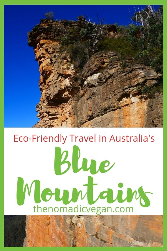 Eco-Friendly Travel in Australia's Blue Mountains