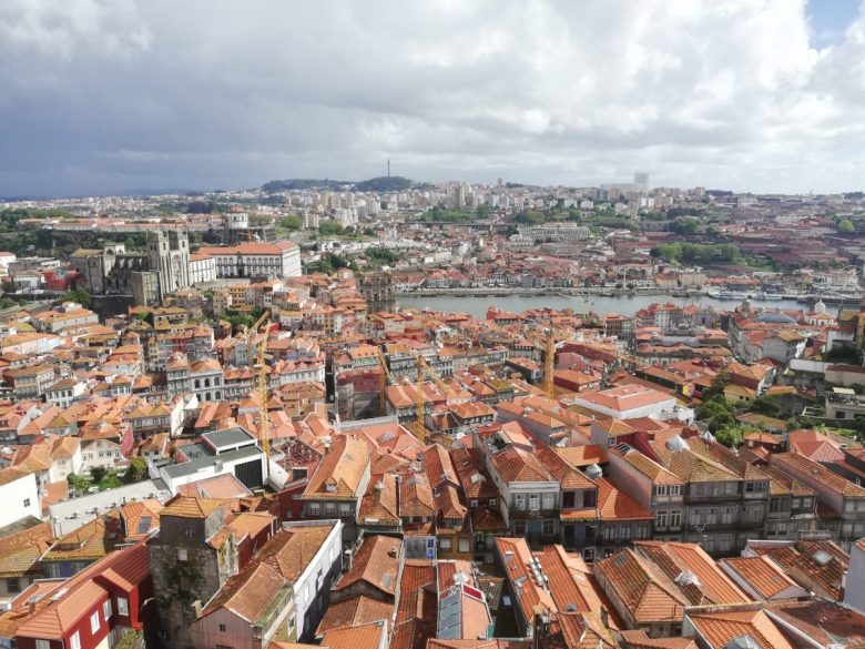 JK Rowling lived in Porto while she was writing the first Harry Potter book.