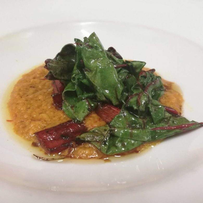 Vegan tapas in Madrid at Pizzi & Dixie