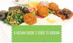 Vegan Jordan - A Foodie Guide