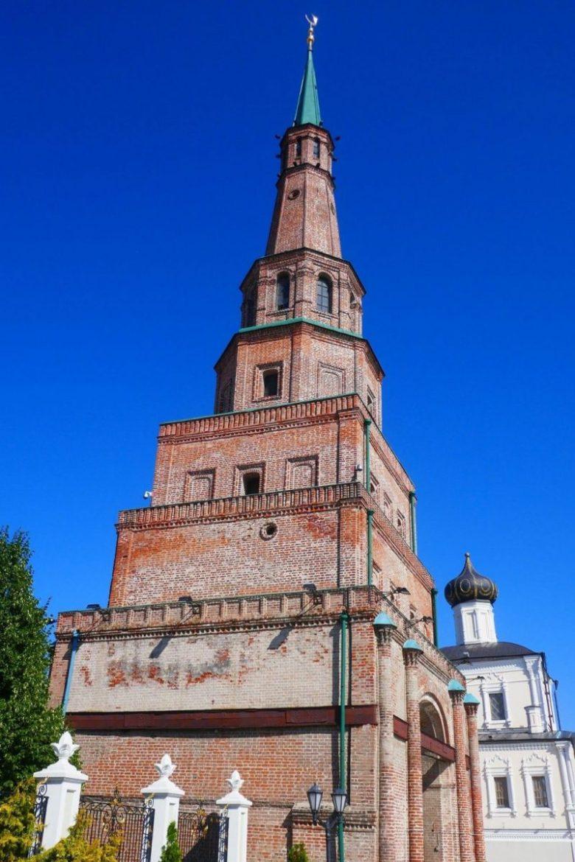 Söyembikä Tower Kazan