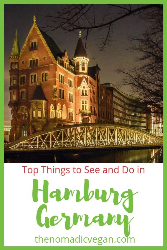 Top Things to See and Do in Hamburg Germany