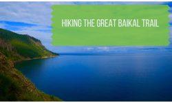 Great Baikal Trail Hiking Guide