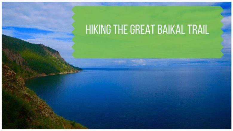 Great Baikal Trail Hiking Guide