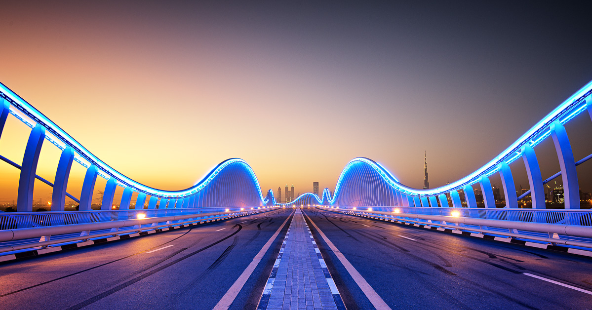 Images of Dubai: Cybertron of The Middle East