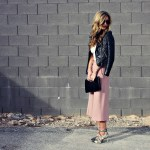 Pastel Pink Culottes