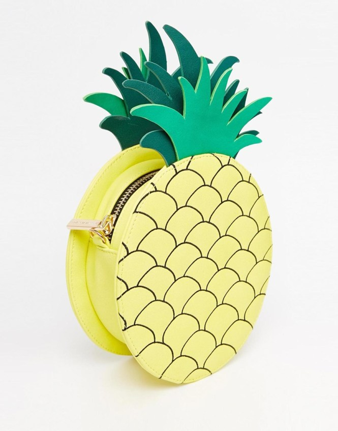 pineapple purse asos