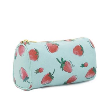 strawberry makeup bag f21