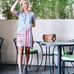 TRIBAL PRINT SKIRT (GREAT PRICE!)