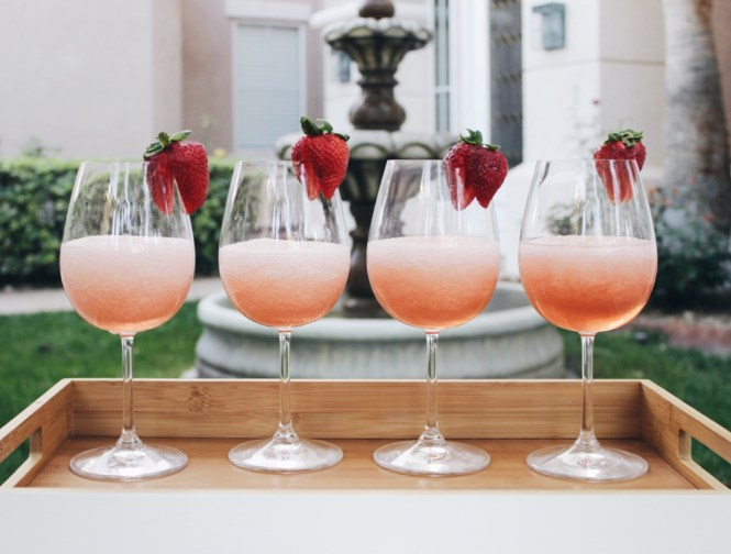frose, frozen rose, rose all day, blogger, recipe, blogger