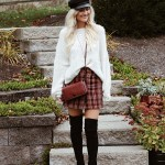 PLAID SKIRTS UNDER $50