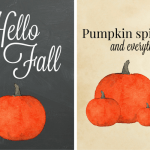 Free Fall Printables for Easy DIY Art