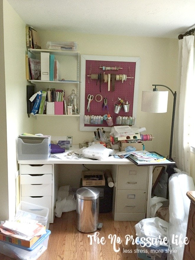 craft-desk-before