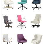 9 Functional + Feminine Desk Chairs (And How to Choose One)