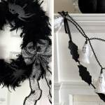Easy Halloween Mantel Decorations You Can Make In Minutes!