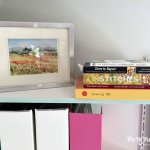 How to Easily Update Old Shelves in Minutes (Without Paint!)