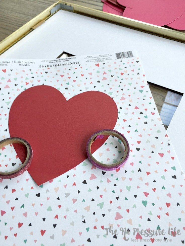 DIY Valentine's Art Supplies