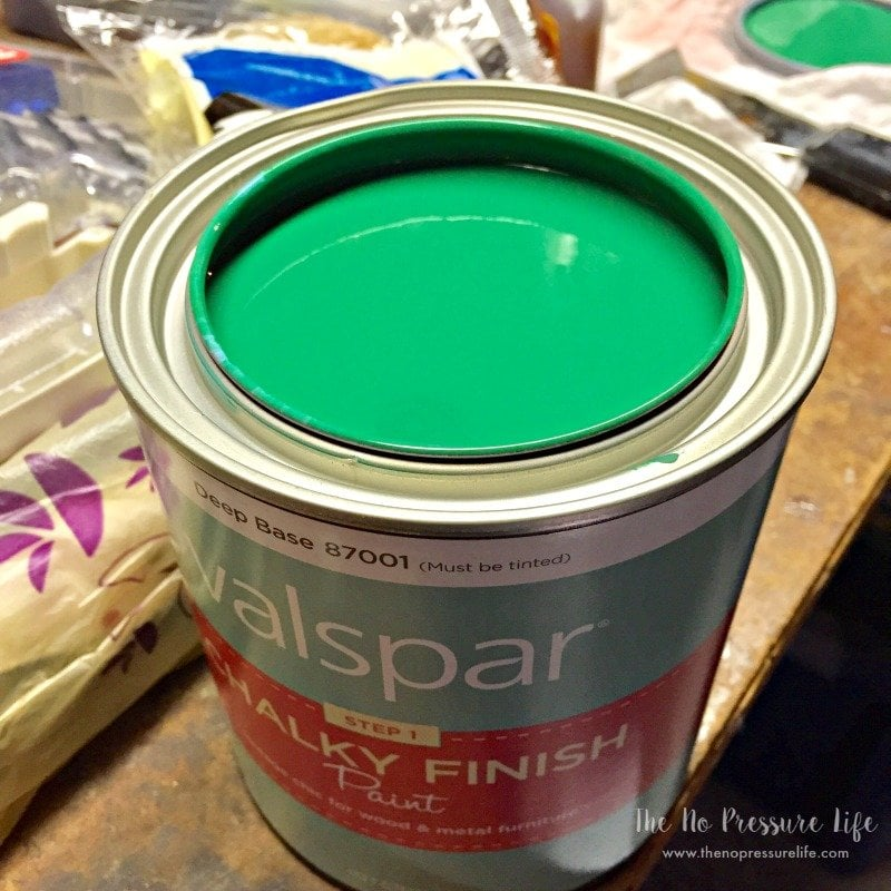 How to Paint Furniture - Chalk Paint