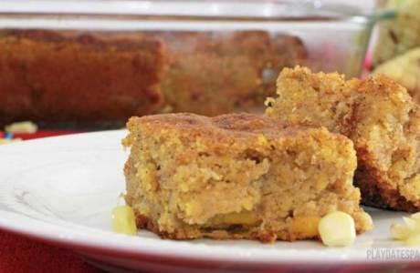Easy Bolivian Corn Cake Recipe (Huminta)