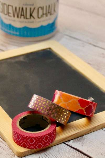 easy back to school craft