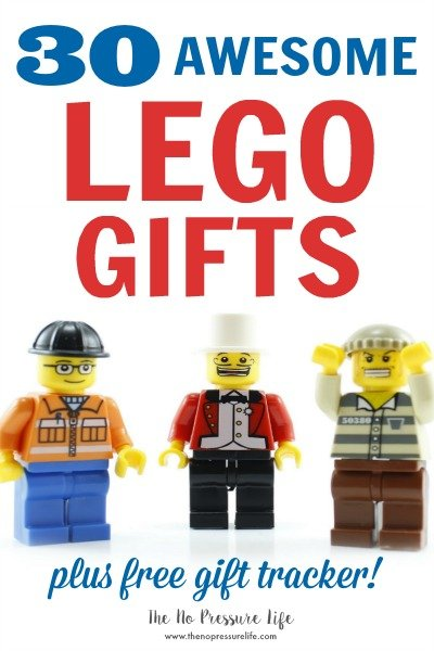 LEGO gifts for kids and adults!