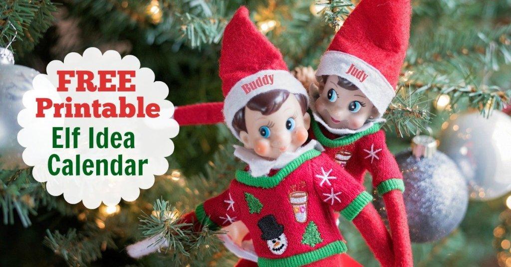 Easy elf on the shelf ideas for busy moms