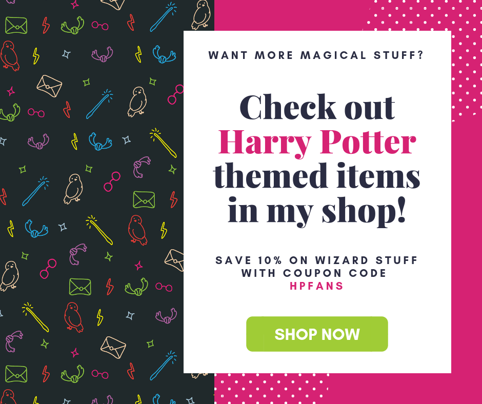Wizard Themed Party Invitations & Art Prints plus discount code