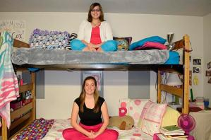 Roomates set aside differences for friendship, SGA leadership