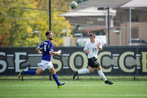 Men's soccer takes second loss of weekend