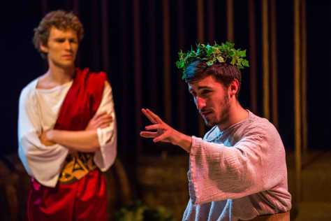 NKU Theatre opens season with Greek tragedy The Bacchae