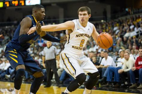 A-Sun freshman of the year leaving NKU