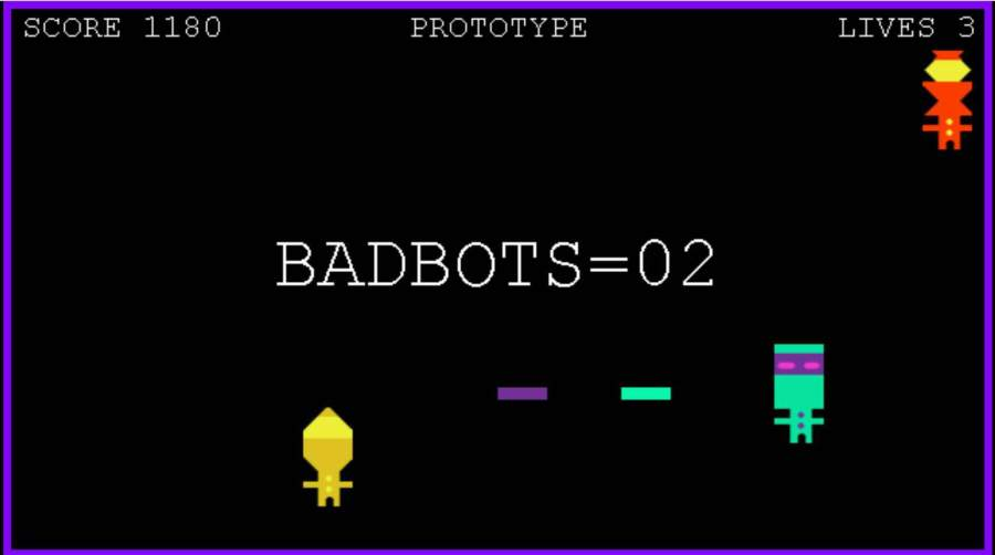 %27Robo+Ricochet%27+displays+the+player%27s+cool+colored+bot+fighting+the%0Awarm+colored+bad+bots.+The+game+is+developed+solely+by+AJ+Ryan.++