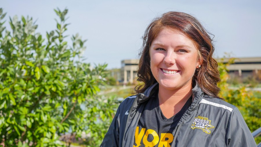 Ryleigh+Waltz+is+a+senior+nursing+major+at+NKU.+She+is+also+a+member+of+the+NKU+golf+team