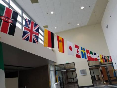 Why didn't NKU lower its flags?