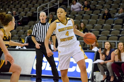 Norse clinch second seed in Horizon League tournament