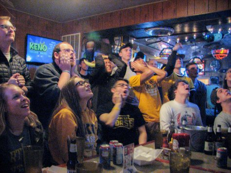 Norse fans gather to witness history