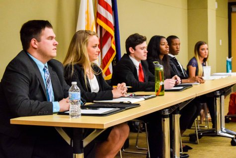 SGA elections underway: Who are the candidates?