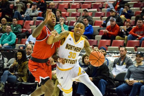 In year one, NKU 40 minutes from NCAA berth