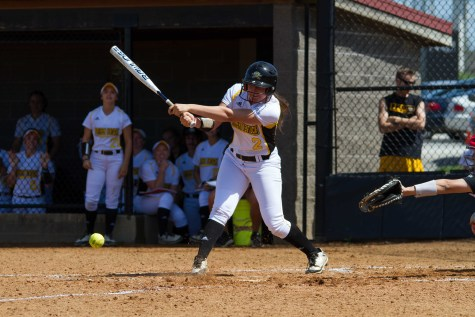Softball steals a Saturday victory against UIC