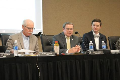 New speech policy proposals positive for NKU