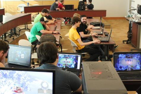 New esports team balances intercollegiate competition with love of games