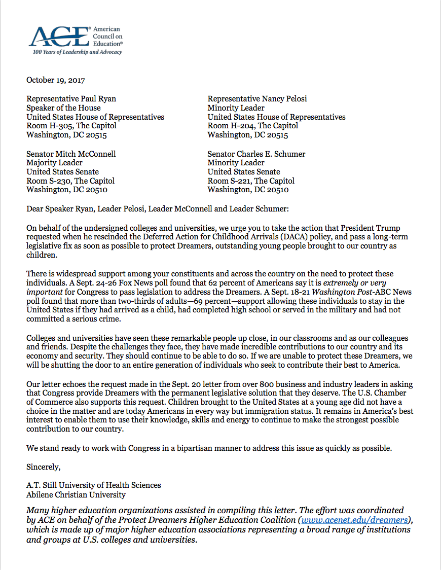 Interim Pres Signs Letter Urging Congress For Immigration Fix  The