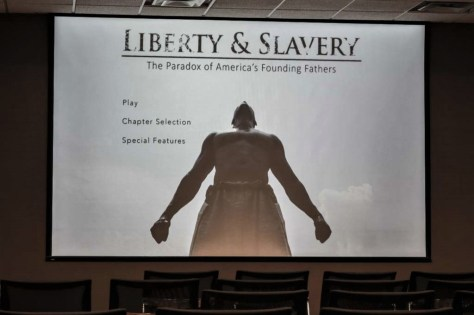 Slavery and Freedom: the American Paradox