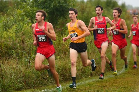 Women sixth, men ninth at Cedarville Friendship Invite