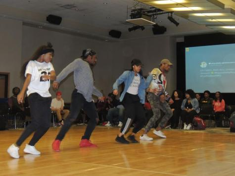Kappa Alpha Psi Fraternity wins the 2nd Annual Homecoming Step Show