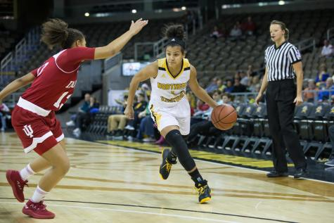 Norse women fall to Indiana