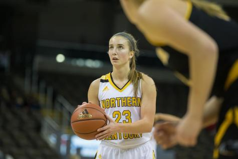 GALLERY: Grace White scores career high; Norse fall to Panthers in closing minutes